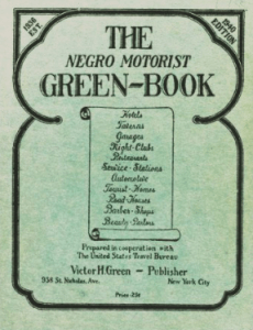 """1st edition of """"The Green Book"""""""