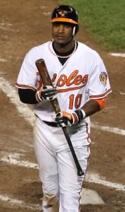 Adam Jones – Baltimore Orioles