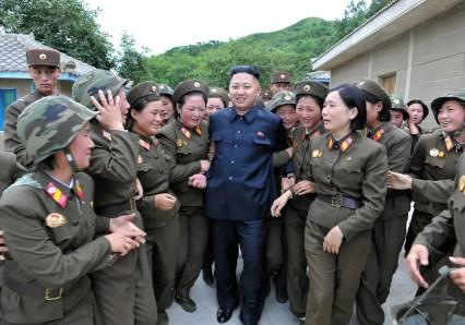 North Korean ruler
