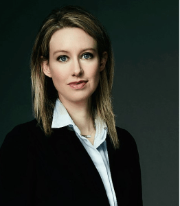 Elizabeth Holmes has no future in the healthcare technology field