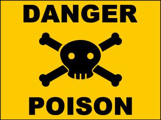 Very dangerous plants ahead