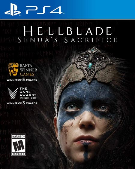 """In """"Hellblade,"""" which is heavily-inspired by Norse and Celtic mythology, a Pict warrior named Senua journeys to Helheim to save her dead lover's soul."""