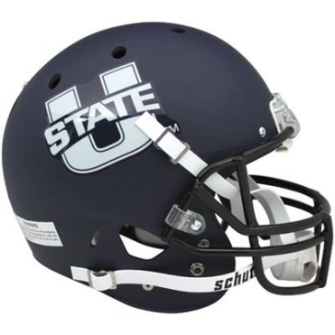 The Aggies will have their helmets strapped on tight for their game in Boise.