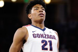 Rui Hachimura leads a balanced Bulldog attack.
