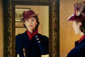 Emily Blunt is Mary in this renewal of the original magic.