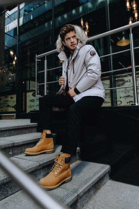 Puffer jackets are versatile and work for anyone looking to stay warm in winter.