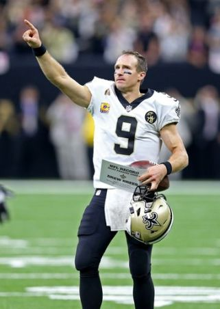 Drew Brees has one Super Bowl ring, but it starts with this NFL Divisional Round tussle with the champs.