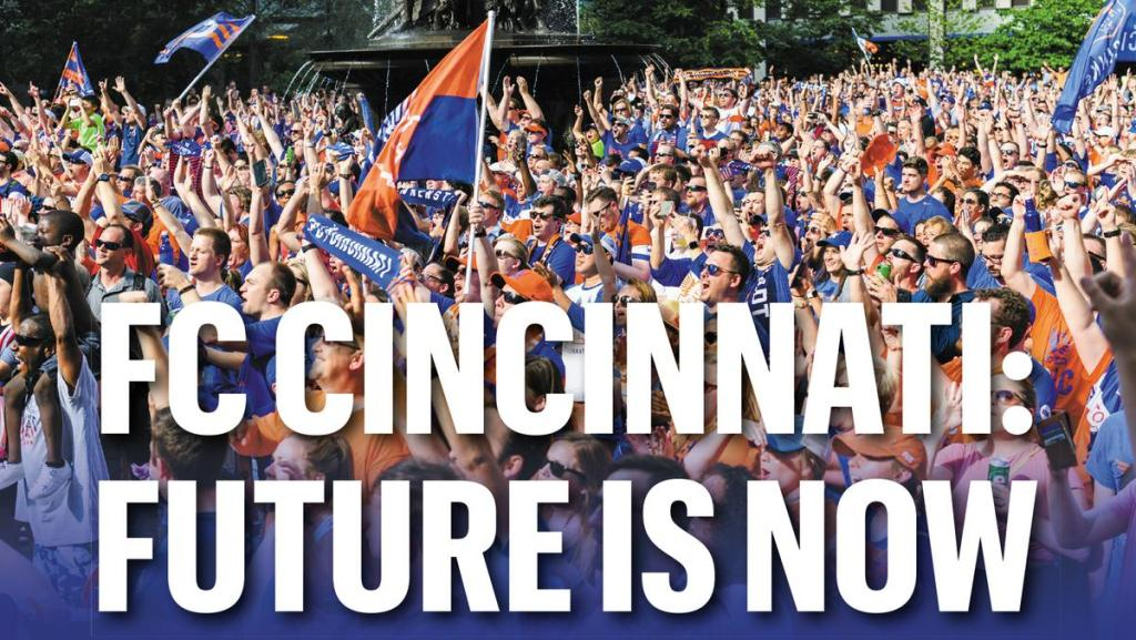 These fans believe FC Cincinnati will be successful in their first MLS season.