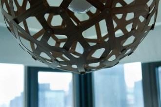 חדר שינה - תאורה - דירה בניו יורק - Gil Dvir Design