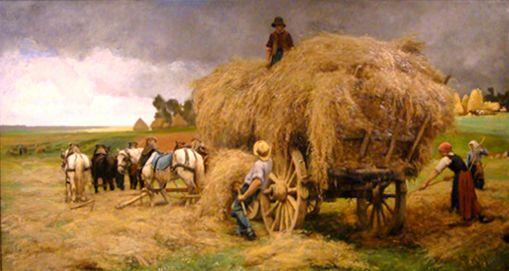 La-récolte-des-foins-Julien-Dupré