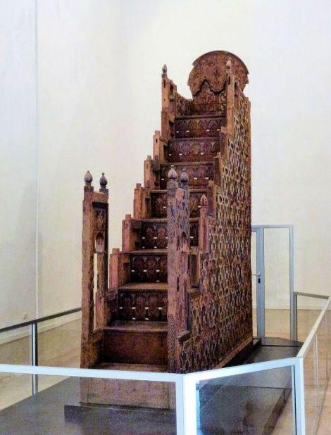 Minbar Palais-El-Badi