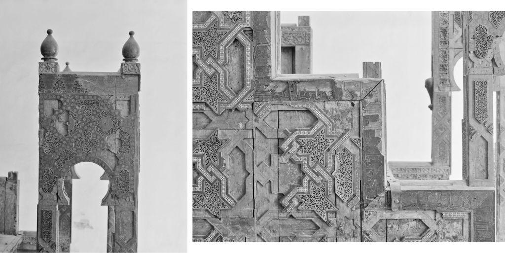 Minbar-de-la-Koutoubia-Marrakech-avant-restauration-en-1993
