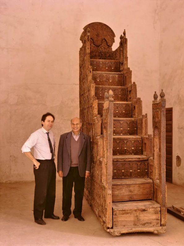 Minbar de la Koutoubia Marrakech