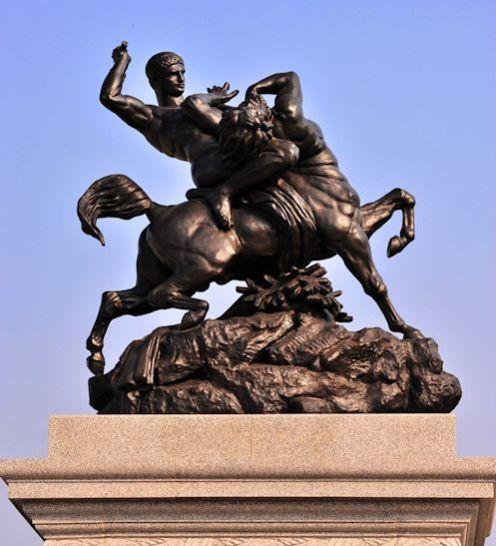 Monument de Barye Bienor - Tainan ChiMei Museum 003