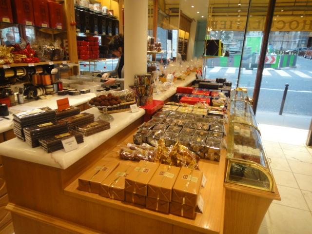 la bonbonniere de la trinite chocolatier paris 9e confiseur une envie de douceurs paris 9e le blog de gilles pudlowski les pieds dans le plat