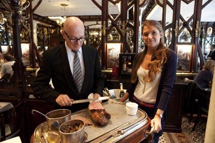 Vagenende restaurant Paris 6e  Vagenende Paris 6e  le retour  Le blog de Gilles Pudlowski
