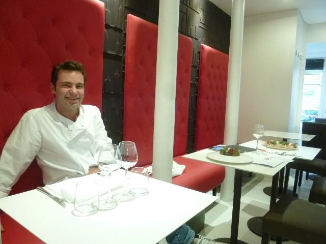 Sassolini restaurant italien Paris 8e  Danilo le retour  Le blog de Gilles Pudlowski  Les