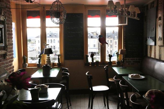 Bistro des Artistes restaurant Honfleur  le bistrot dAnneMarie  Le blog de Gilles Pudlowski