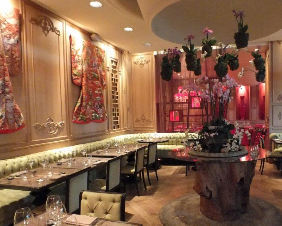 Maya Bay restaurant Monaco  lAsie en tous sens  Le