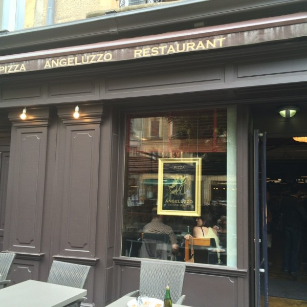 Angeluzzo Restaurant Metz - L'italie Modeste De Marco Restaurants