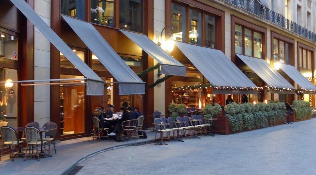 Mon Paris restaurant Paris 9e  le pari de Valentin  Le blog de Gilles Pudlowski  Les Pieds