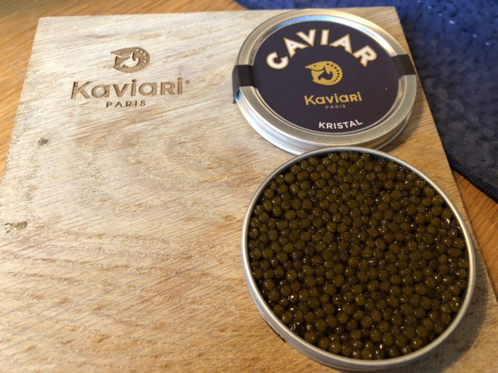 Kaviari. restaurant Paris 4e - du caviar à la Manufacture | Le blog de Gilles Pudlowski - Les Pieds dans le Plat
