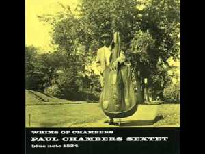 Paul Chambers - Tale Of The Fingers - transcription - Gilles Rea