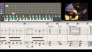 «O Barquinho» (My Little Boat) par Guinga – Virtual Guitar Transcription by Gilles Rea