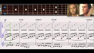 Chorado By Guinga & Claudio Nucci – Virtual Guitar transcription by Gilles Rea