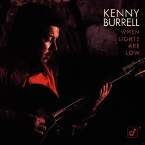 Kenny Burrell - When Ligths Are Low - guitar transcription - Gilles Rea