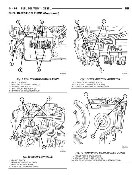 Fuel Injection Pump Diagram