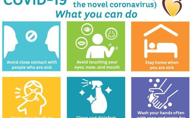 Covid 19 Tips On Prevention Gillette Children S
