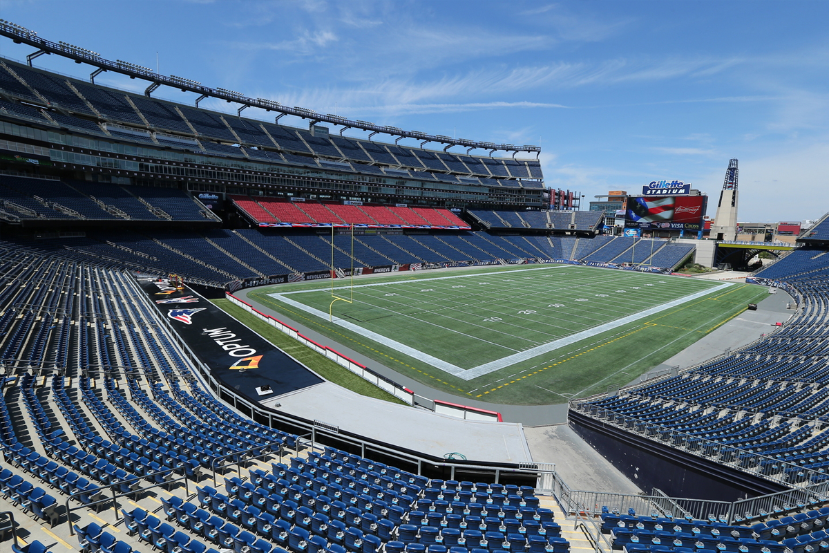 Events Overview Gillette Stadium