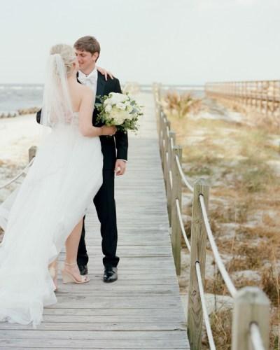 The romantic Debordieu Wedding of Keri and Alec in Pawleys Island, SC