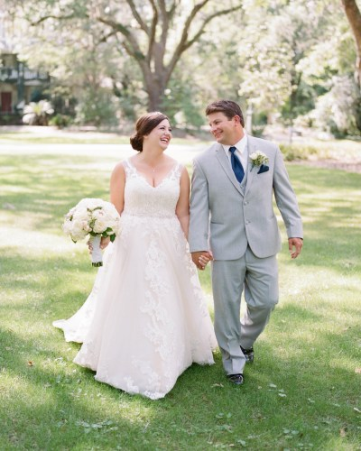 The Perfect Wachesaw Plantation Wedding   Catherine and Rob
