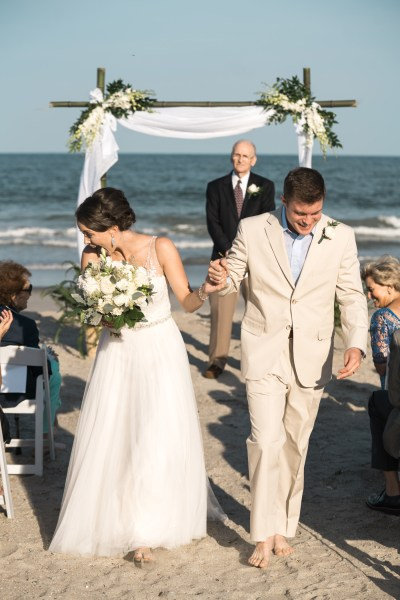 Debordieu wedding on the beach (39)