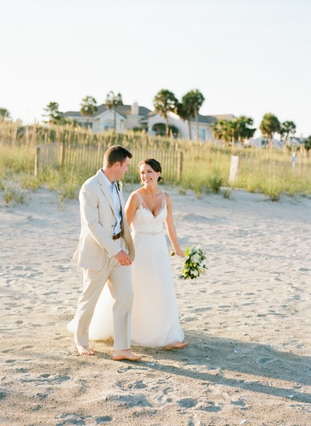 Debordieu wedding on the beach (58)