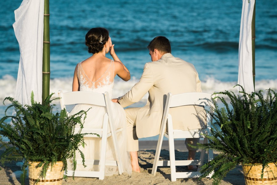 Debordieu wedding on the beach (68)