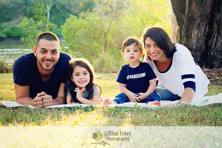 Meet the Hanna Family   Gillian Foley Photography