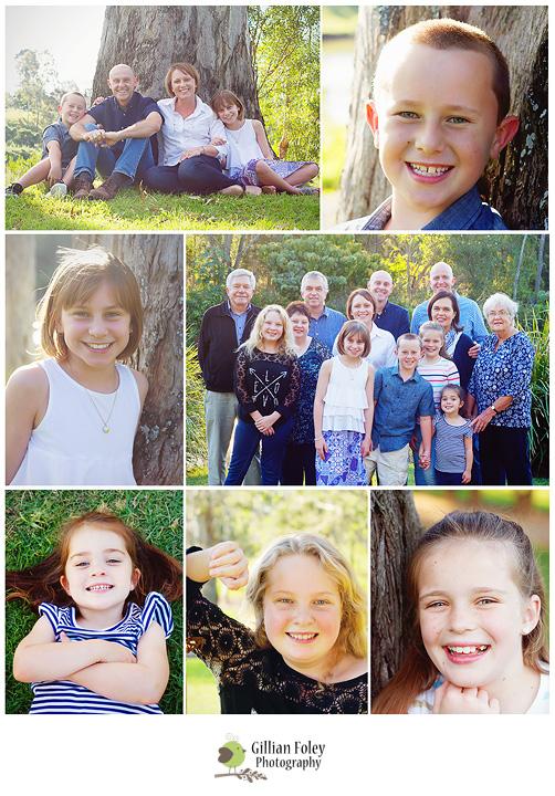 The Clampett-Warren Family   Gillian Foley Photography
