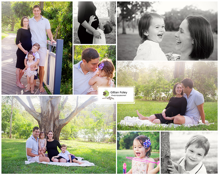 The Billiau Family | Gillian Foley Photography
