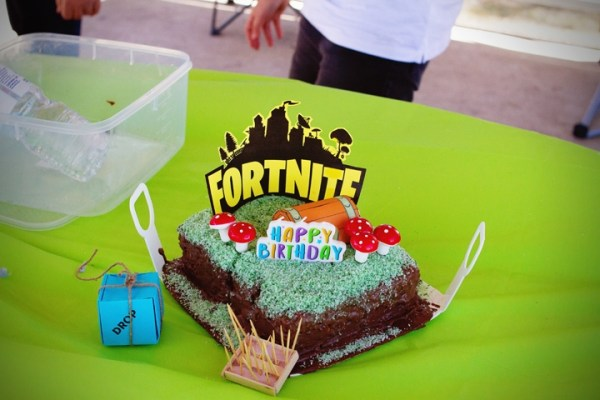 The Fortnite Party - It was bigger than Ben Hur!