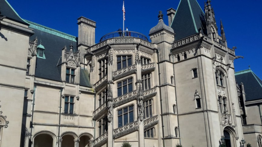 Stark grandeur at the Biltmore