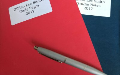Studio Notes – The Things I am Learning