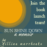 Join the Sun Shine Down Book Launch Team