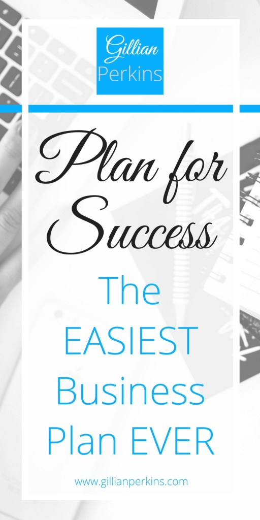 Plan for Success: The Easiest Business Plan Ever