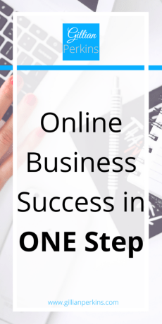 The ONE main thing you MUST understand if you want your online business to be successful.