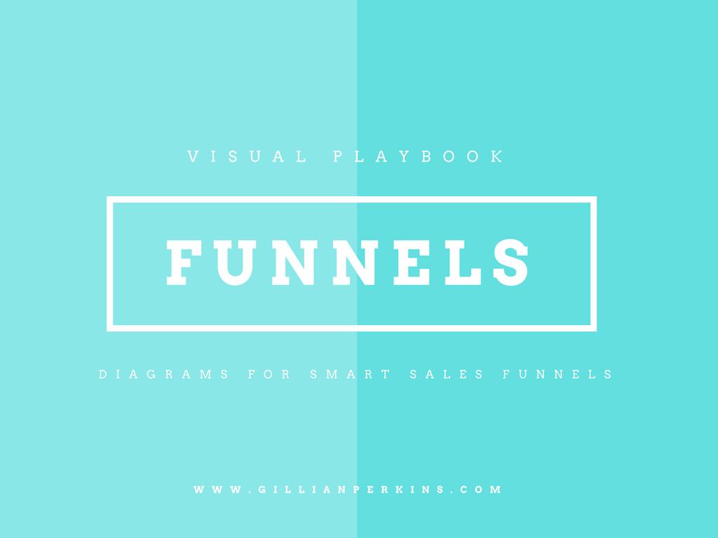 5 Sales Funnel Diagrams | Visual Sales Funnel Playbook