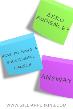 How to have a successful launch with a small audience // You can't have a successful launch unless you have people to sell your offer to, so what are you supposed to do if you don't have a giant email list or social media following? In this article, I'm sharing the strategy that I use to create profitable launches for my marketing clients who are starting from scratch. And, incidentally, these strategies really help to GROW a bigger following along the way, making future launches even easier.