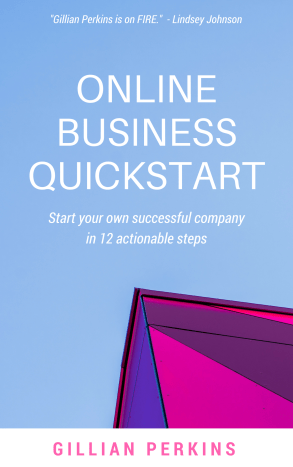 Free ebook! Online Business Quickstart Guide: Start your own successful company in 12 actionable steps